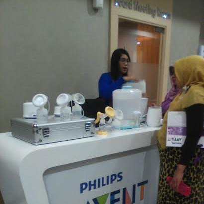 Beastfeeding Class with Philips AVENT