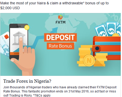 Reliable forex broker in nigeria