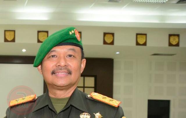 Mantan Kepala BIN Aceh jadi Pangdam Iskandar Muda