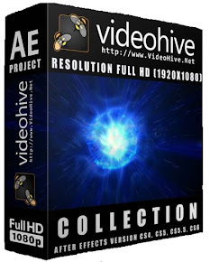 550 GB VIDEOHIVE BUNDLE COLLECTION (2012 - 2017 )