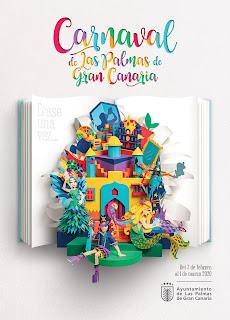 Las Palmas de Gran Canaria - Carnaval 2020 - Hansel González