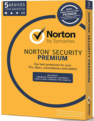 Norton Security Premium 2017 v22.10.0.85 poster box cover