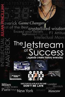 julian pencilliah, jetstream of success, julian pencilliah author