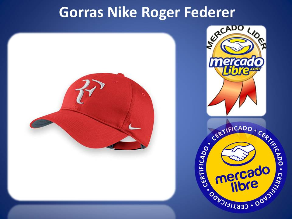 Deportivos Fair Play  Gorras Nike Roger Federer Premier Rf Hybrid New f4a478b871e