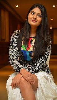Actress Neha Deshpande Stills At Trendz Vivah Collection Launch  0016.jpg