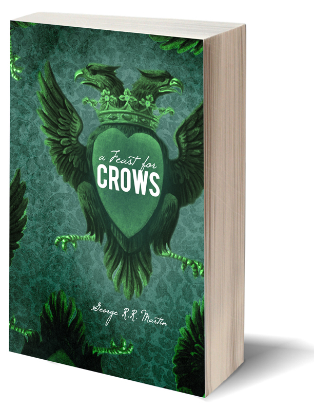 Feast Crows Cover Art