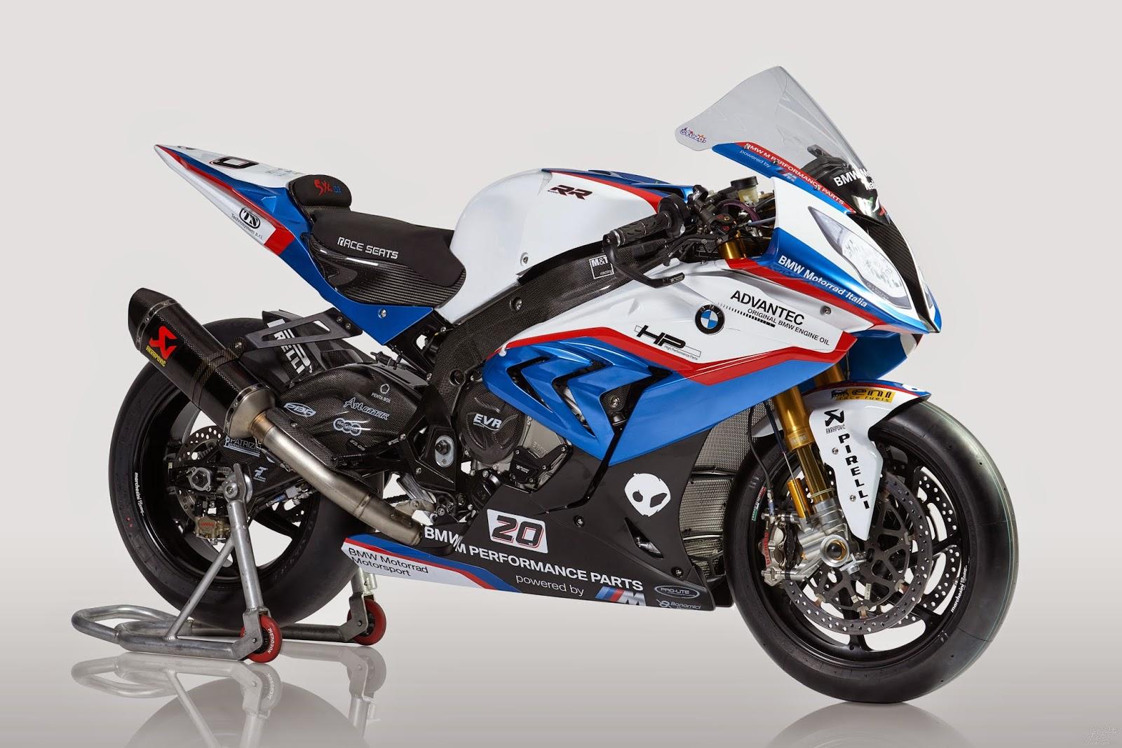 BMW M 1000 RR: más ligera, más potente, más equipada