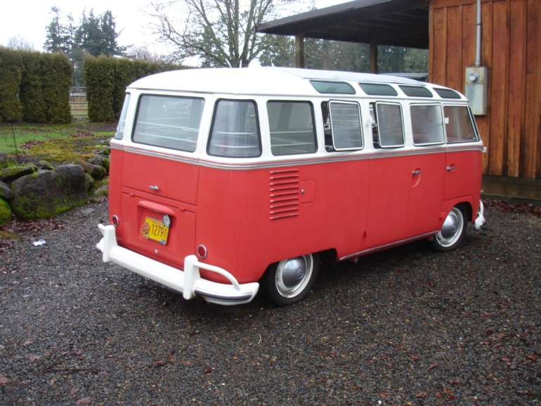Vw Microbus For Sale >> 1959 Volkswagen Microbus Deluxe Samba for Sale | VW Bus