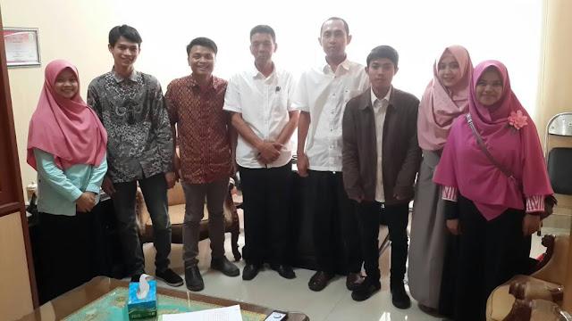Kumandang dan Kesbangpol Banten Jalin Silaturahim