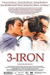 3-iron ολομόναχοι μαζί movie poster