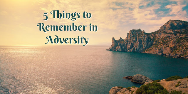 5 Things to Remember in Adversity - Help from Scripture