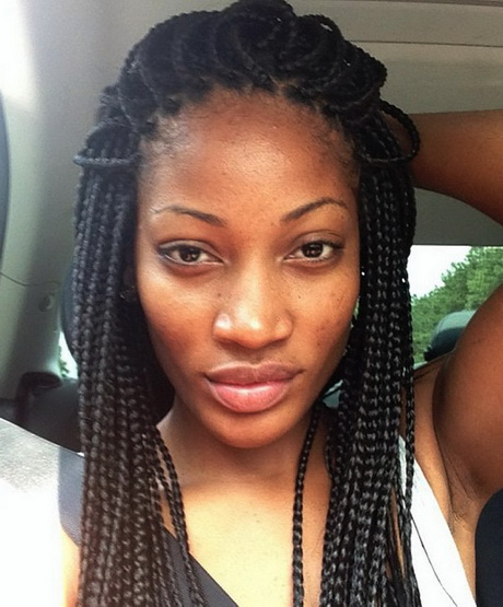 Pictures Of Braids Hairstyles For Black Women 51