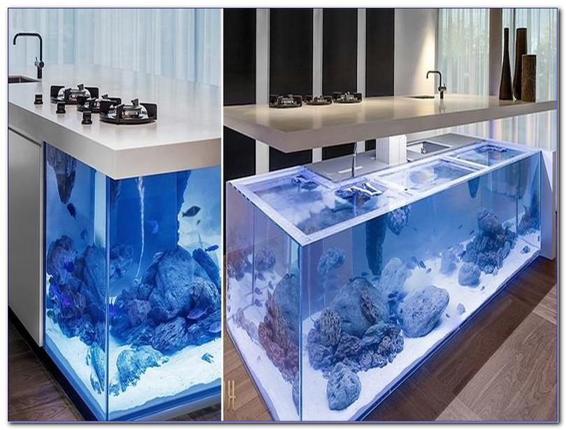 Fish Tank Kitchen Island For Sale Kitchencabinetsdesignideas