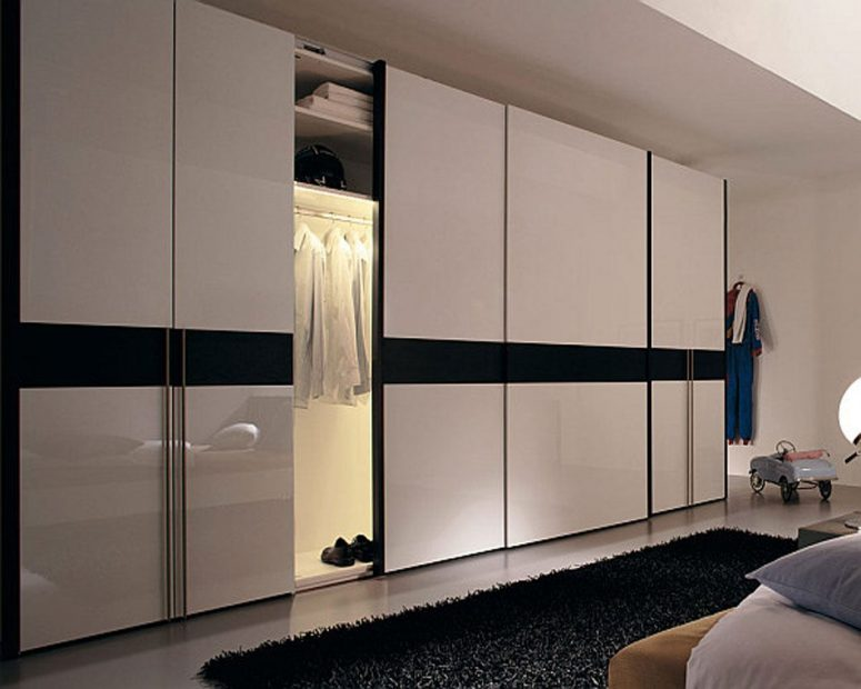 master bedroom wardrobe designs 20 Fascinating Sliding Doors Wardrobe Designs For Master Bedroom - Decor Units