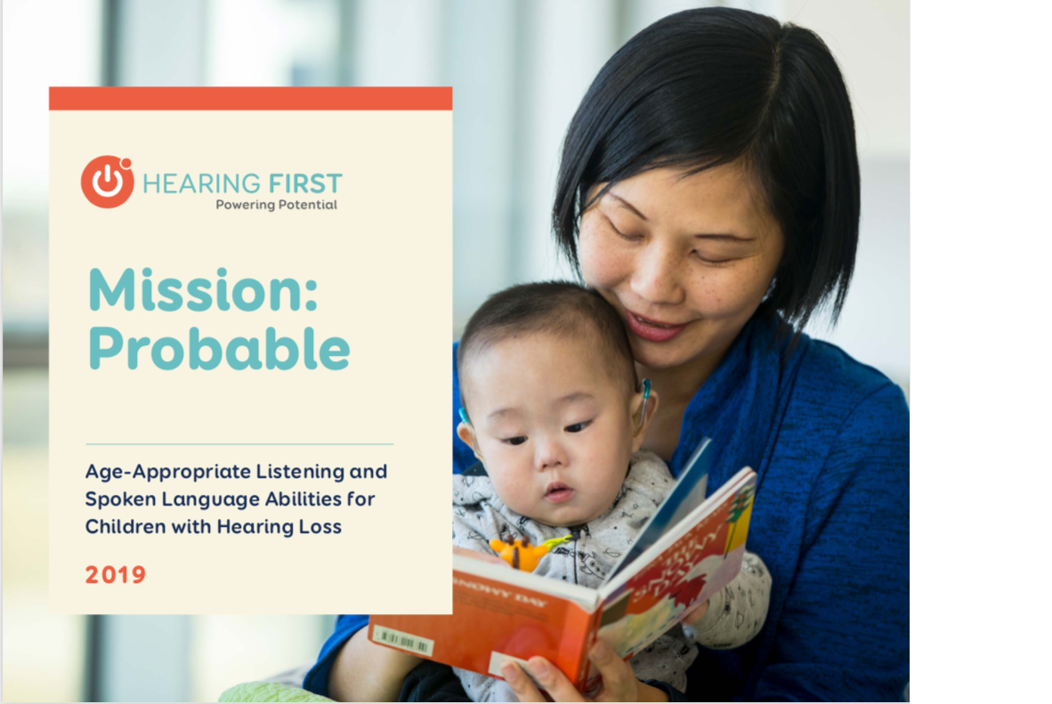 HearSayLW: Groundbreaking Research for LSL Outcomes For