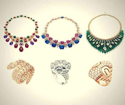Joias Bvlgari - Bvlgari Jewelry - Joalherias Famosas