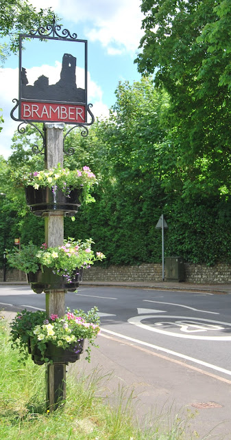 Bramber village, Sussex