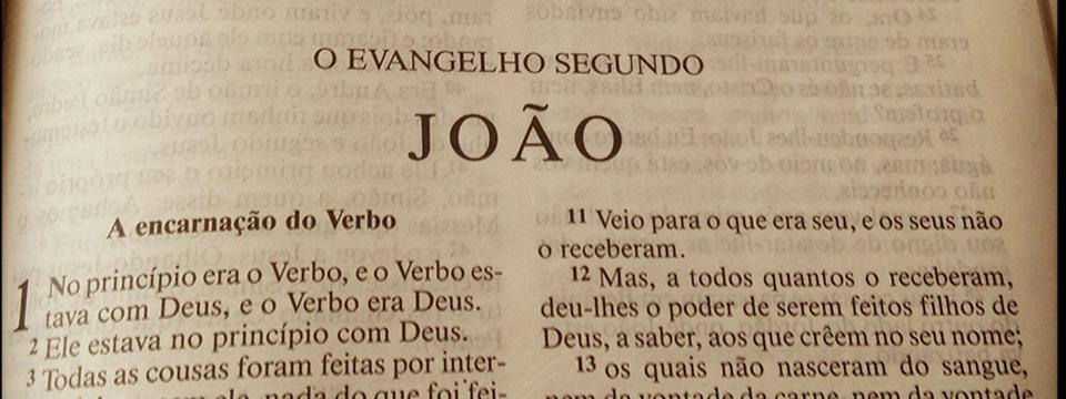 Resultado de imagem para EVANGELHO DE JOÃO