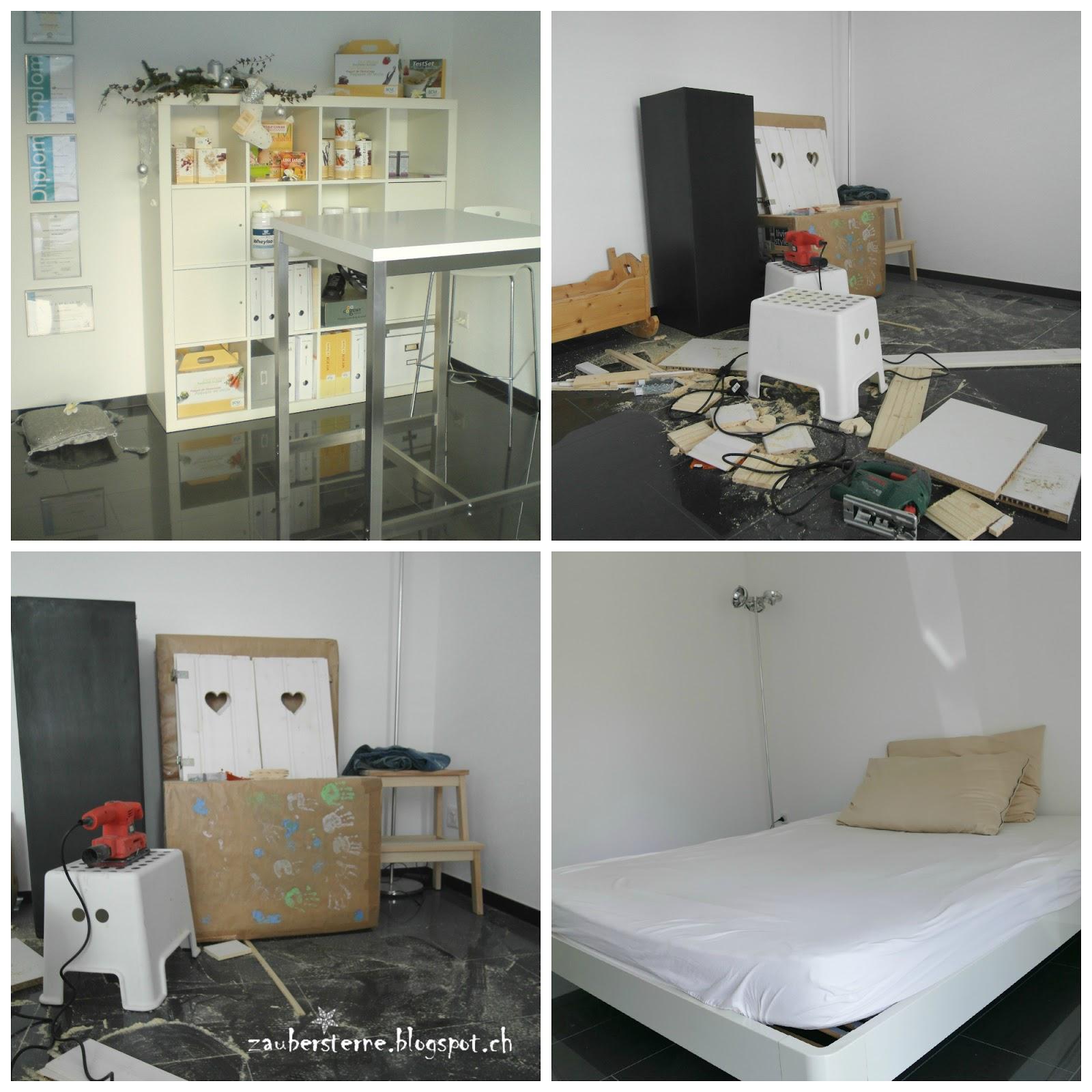 blog schweiz herzlich willkommen im neuen g stezimmer. Black Bedroom Furniture Sets. Home Design Ideas