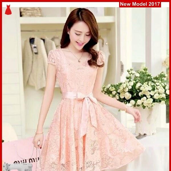 MSF0021 Model Dress Lace Murah Cecilia Modis BMG