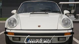 Porsche 911 Whale Tail Front