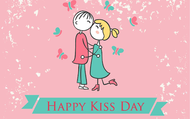 kiss day hot