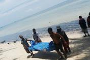 Mayat Yang Terdampar Di Pulau Polassi Belum Diketahui Identitasnya