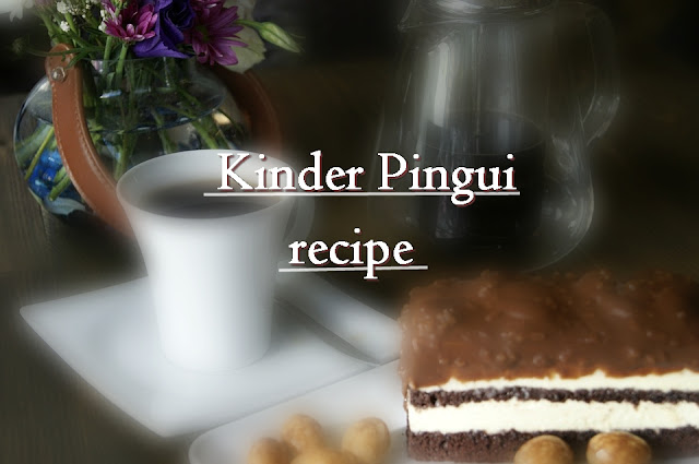 kinder pingui, kinder pingvin, recipe, recept, cake, kolač, chocolate, čokolada, yummy, easy, fino, jednostavno, delicious, simple, quick, brzo,