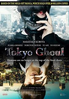 Tokyo Ghoul Torrent (2017) Legendado BluRay 720p   1080p – Download