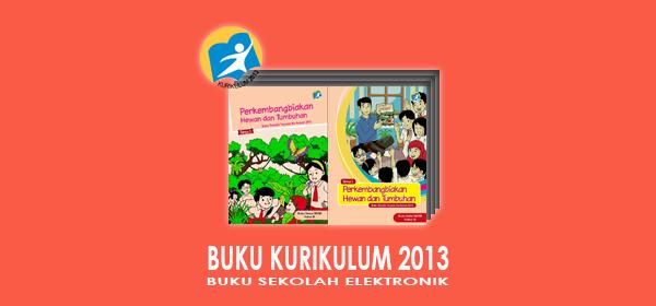 Buku Kurikulum 2013 Kelas 3 SD Semester 1 dan 2