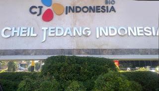 Info Lowongan Kerja Staff di Jakarta PT. Cheil Jedang Indonesia Terbaru