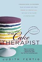 La Terapeuta de Pasteles por Judith Fertig