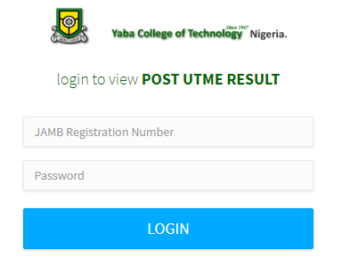 YABATECH 2017/2018 Post-UTME Screening Results Out