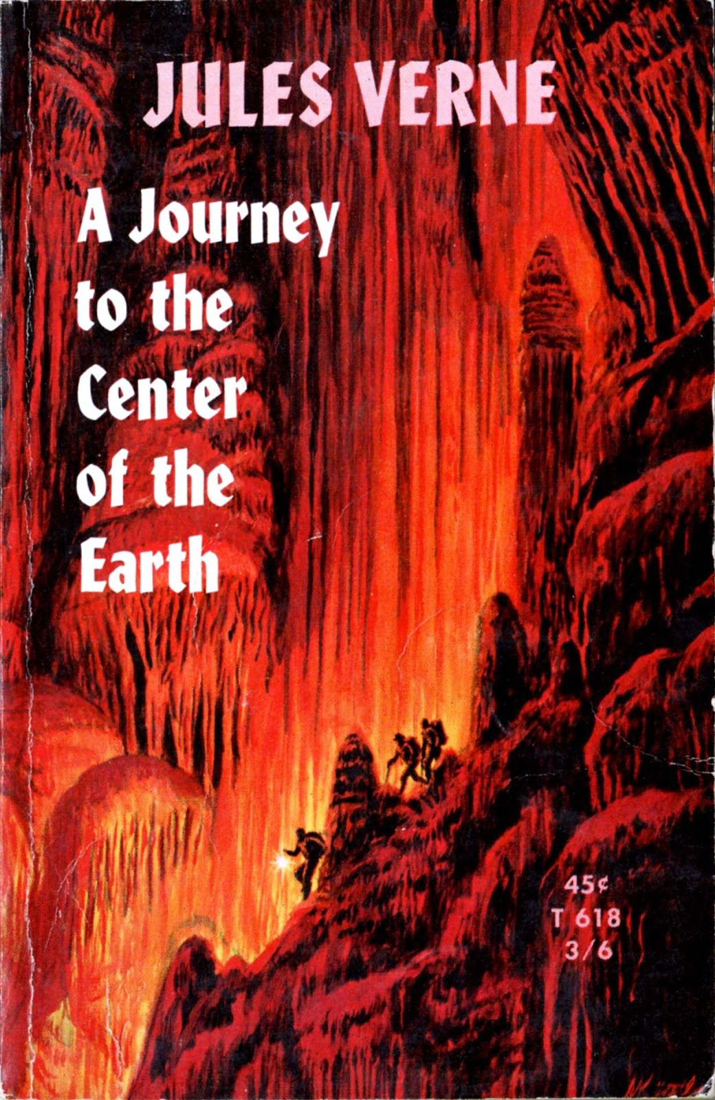 A journey to the centre of