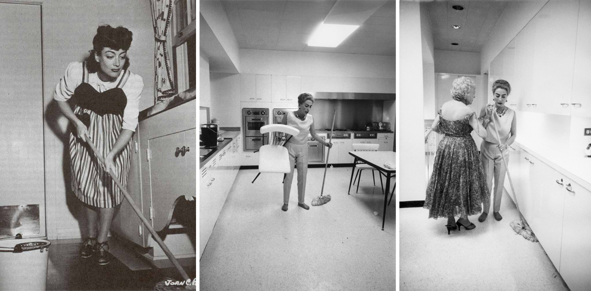Left Photographer Unknown 1940s Center Right Photos By Eve Arnold 1959
