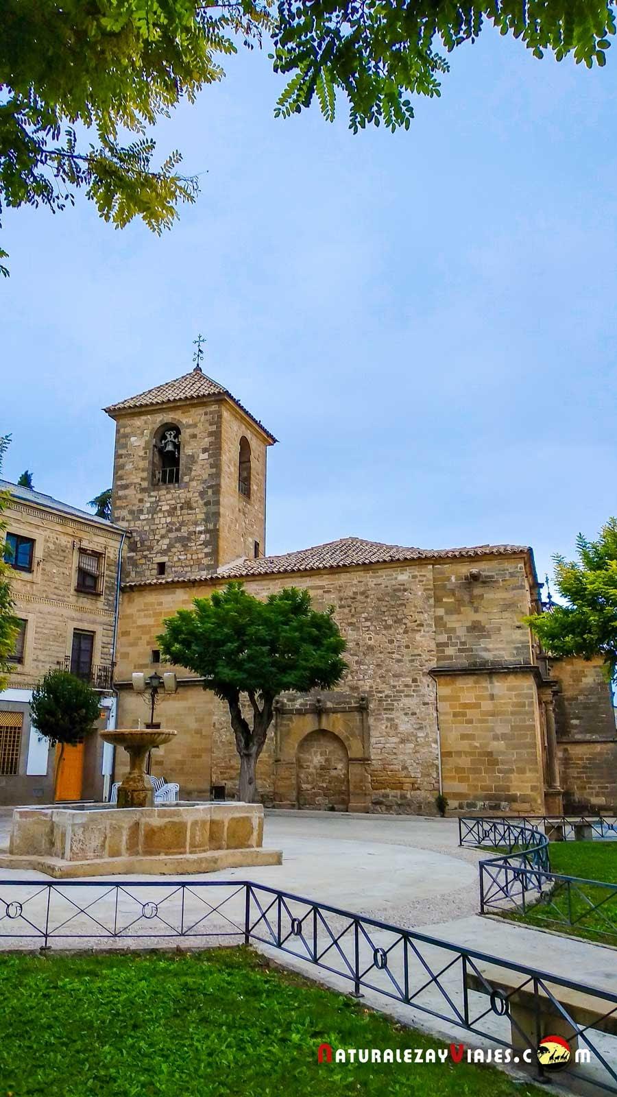 Iglesia de San Pedro, Úbeda