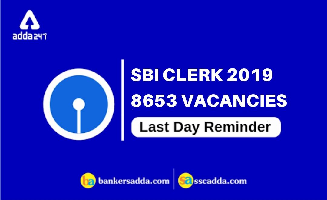 apply-online-for-SBI-Clerk-2019