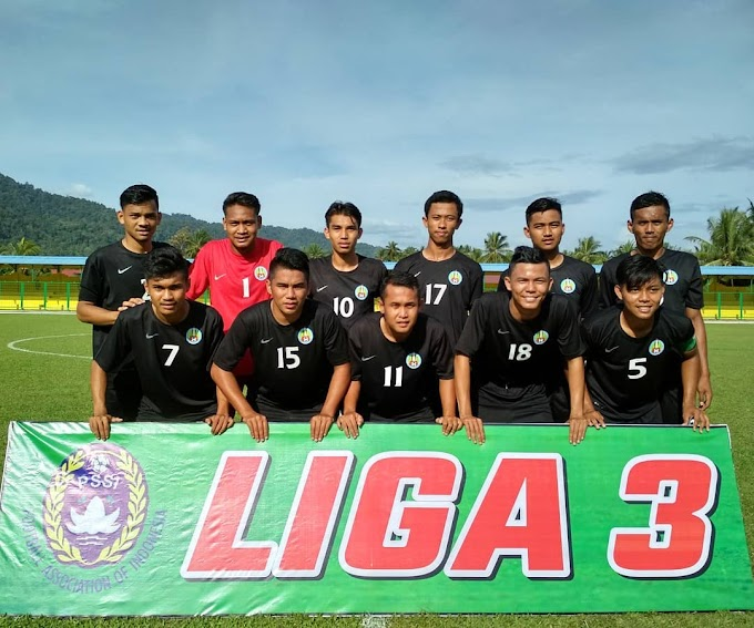 Babak 8 Besar Liga 3 Sumbar, PS GAS Kalah dari Solok FC 3-1