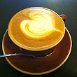 Second Cappuccino, at Tougo Coffee Company