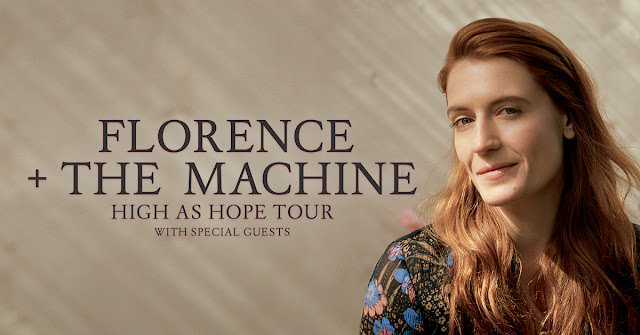Florence + the Machine announce North American fall headline tour