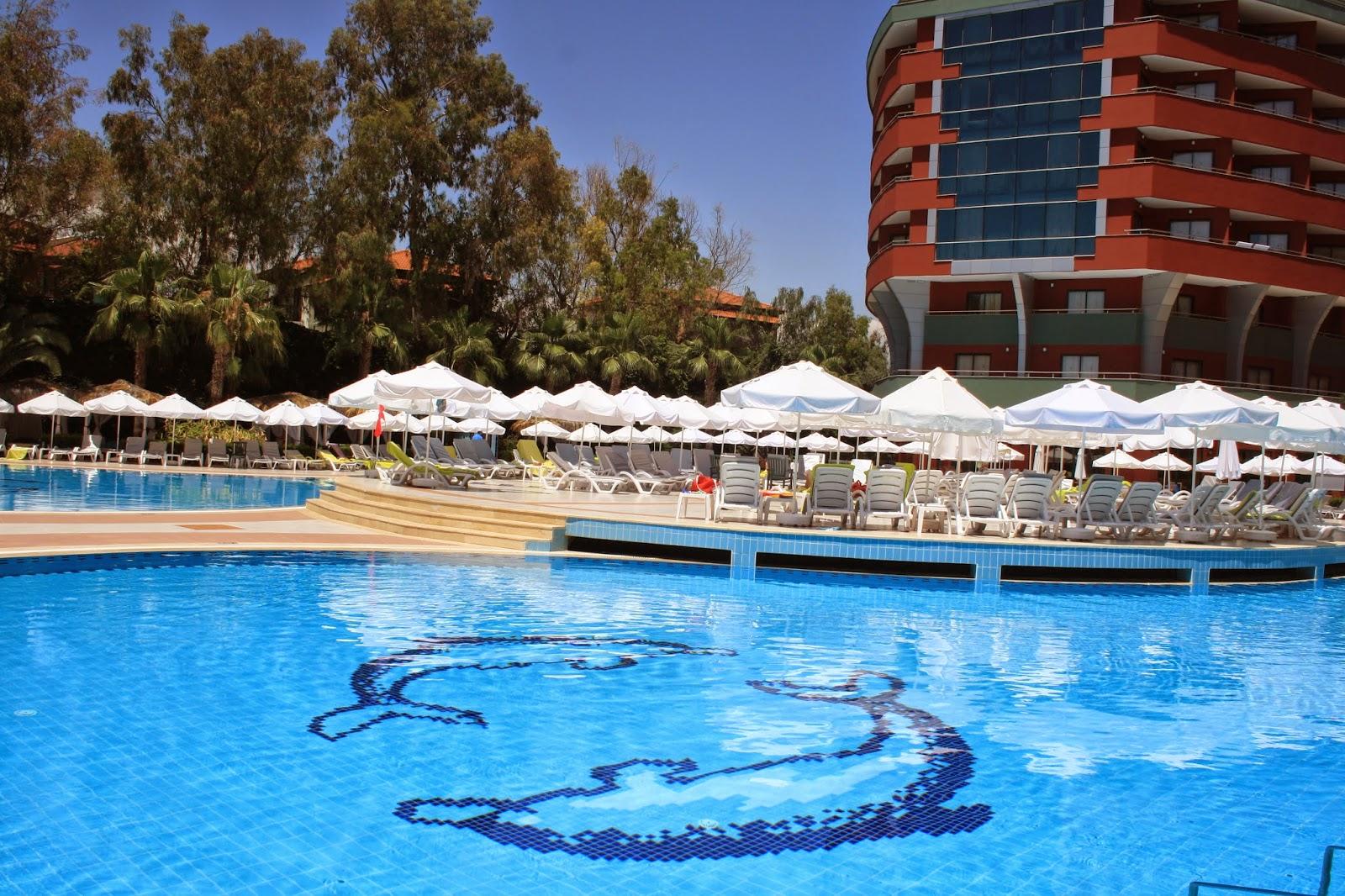 Ruhepool Delphin DeLuxe Resort Türkei
