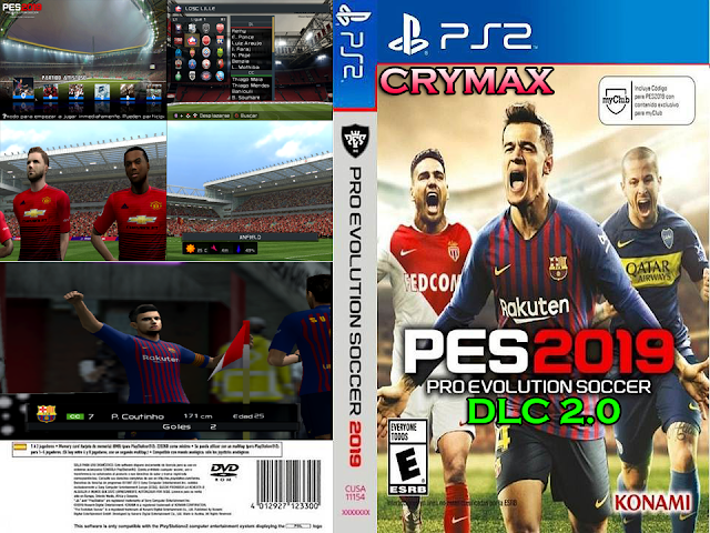 download pes 2019 ps2 iso