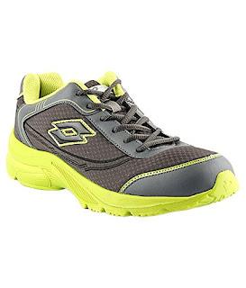 Lotto Men's Tremor Mesh Running Shoes