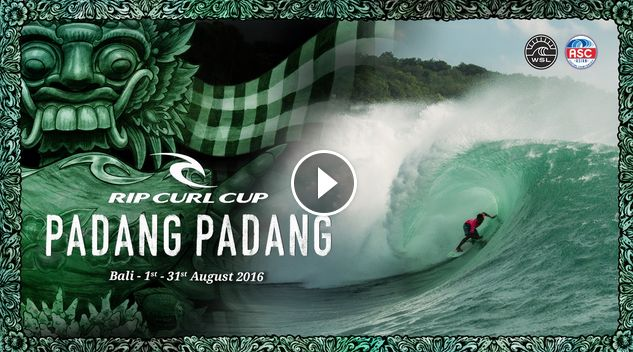 Dropping Dimes Full Highlights - 2016 Rip Curl Cup Padang Padang