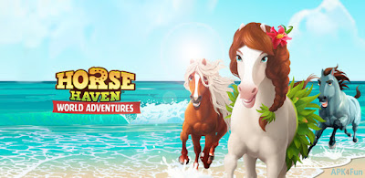 Horse Haven World Adventures Apk + OBB for Android Download