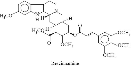 Rescinnamine