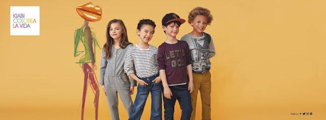 Kiabi moda niños