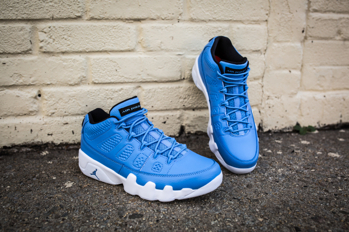 5d3fb20c31d ... discount code for the air jordan 9 low pantone is inspired by the  university of north