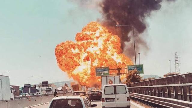 Ιταλία: Τρόμος από έκρηξη στη Μπολόνια - Δύο νεκροί, δεκάδες τραυματίες (σοκαριστικό βίντεο)
