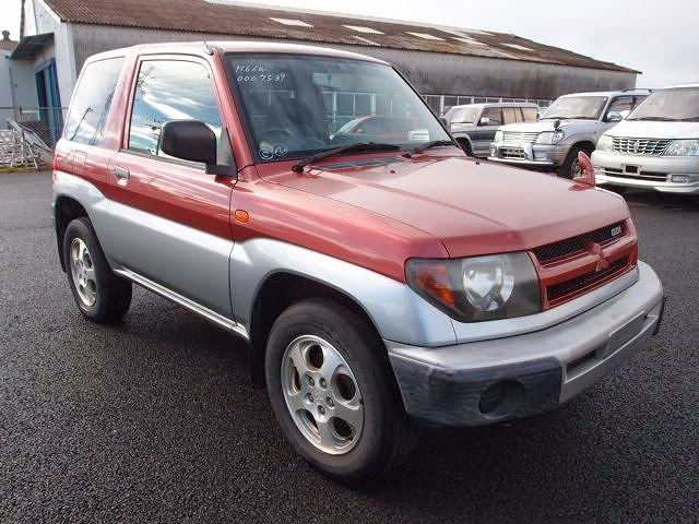 1998 Mitsubishi Pajero io 4WD for Tanzania to Dar es salaam